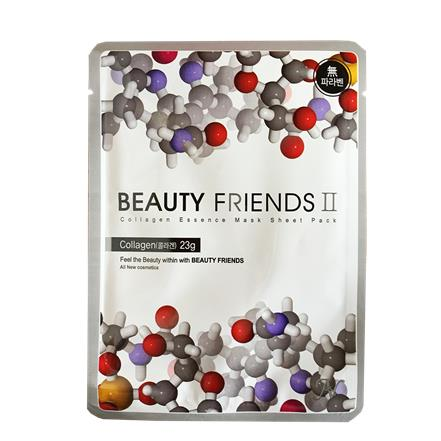 【Beauty Friends】膠原蛋白精華面膜