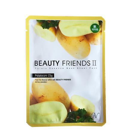【Beauty Friends】馬鈴薯精華面膜