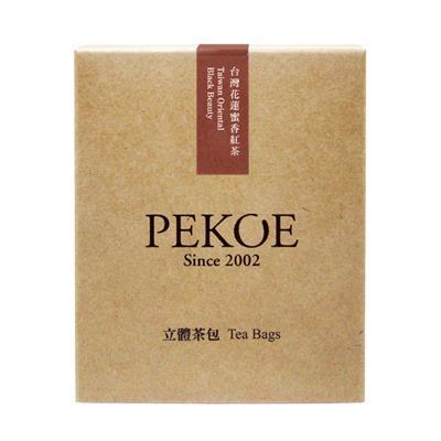 【PEKOE精選】台灣花蓮蜜香紅茶.茶包組2.5g x10包