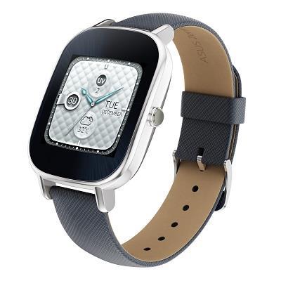【華碩】ASUS ZenWatch2 悠遊卡智慧手錶WI502Q(女錶銀)