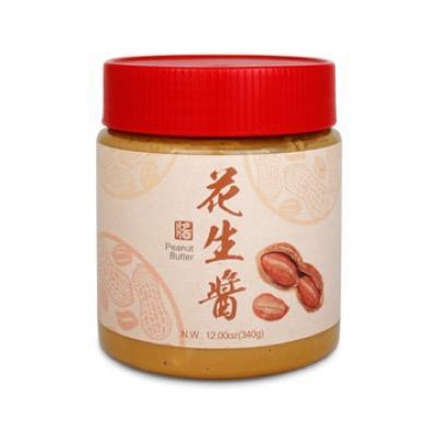 里仁 花生醬 340公克/瓶