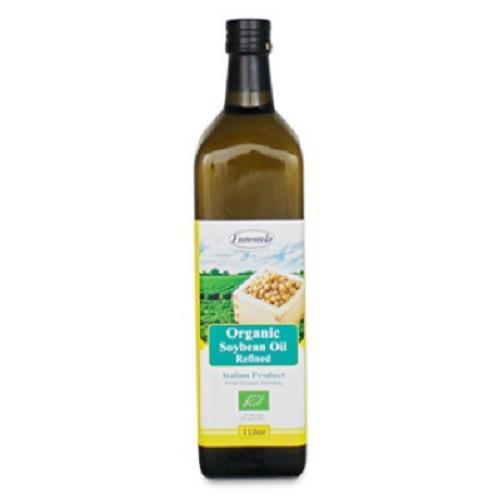 里仁 有機大豆油 1公升/瓶