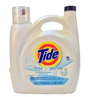 TIDE 汰漬超濃縮無色香洗衣精