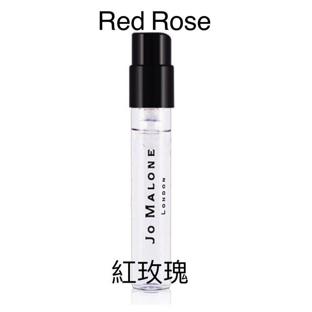 Jo Malone 紅玫瑰 1.5ml Red Rose