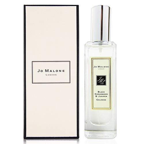 Jo Malone 黑雪松與杜松 淡香水 30ml --產地英國