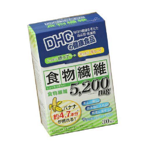 日本代購【DHC】膳食纖維(30日份X3入)