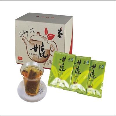 【鹿谷鄉農會】甘鹿茶包-熟香