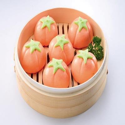 【冷凍店取-禎祥】蕃茄甜包(60g*10粒)