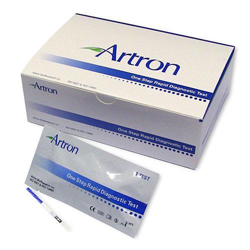 【Artron雅創】排卵快速檢測試紙(50入/盒)