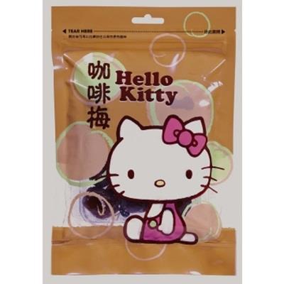 【信義鄉農會】HELLO KITTY 咖啡梅(150g)