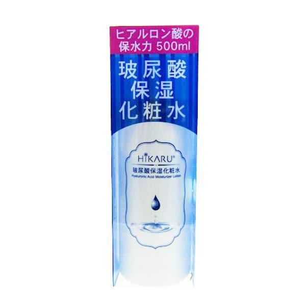 【喜凱露HIKARU】玻尿酸保濕化妝水(500ml)
