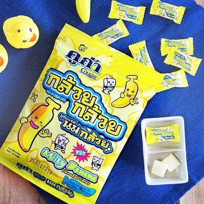 香蕉牛奶軟糖