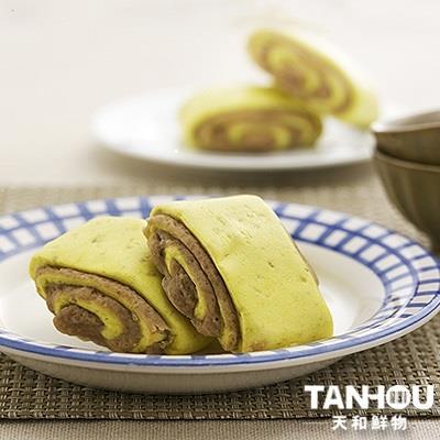 【冷凍店取-天和鮮物】有機薑黃芋頭饅頭(8顆)