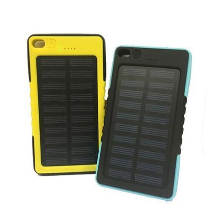 太陽能行動電源5000mAh
