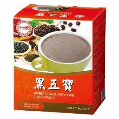 【台糖】黑五寶 (32g*7包/盒)
