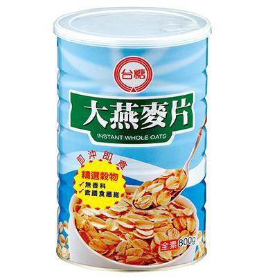 【台糖】大燕麥片 (800g/罐)