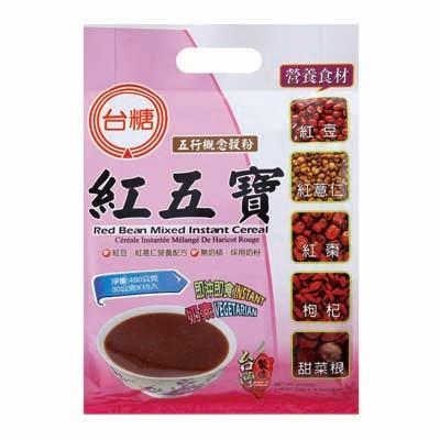 【台糖】紅五寶 (30g*15包/袋)