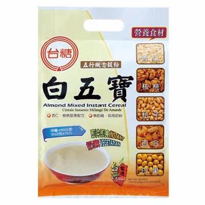 【台糖】白五寶 (30g*15包/袋)