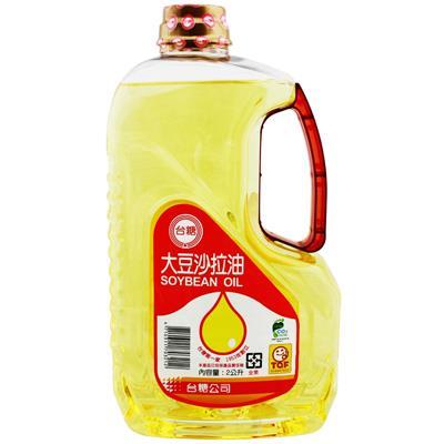 【台糖】沙拉油 (2公升裝)