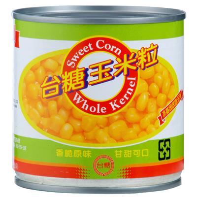 【台糖】玉米粒 (340G,3罐装)