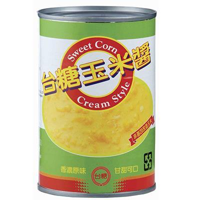 【台糖】玉米醬 (425G)x3罐