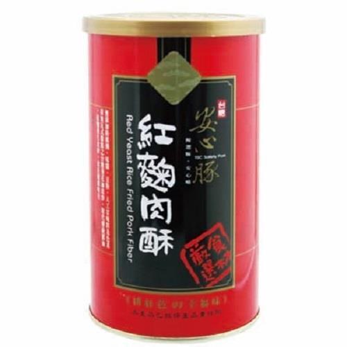 【台糖】安心豚紅麴肉酥 (200g/罐)