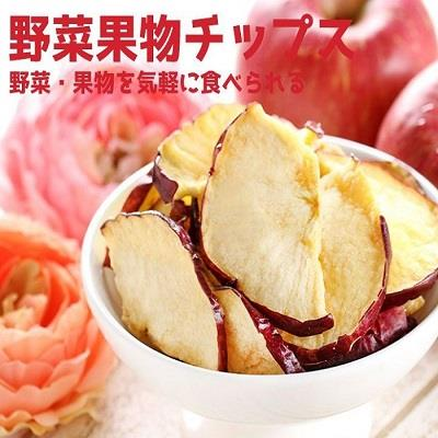 【愛上新鮮-夯團購】甜心蘋果脆片4包