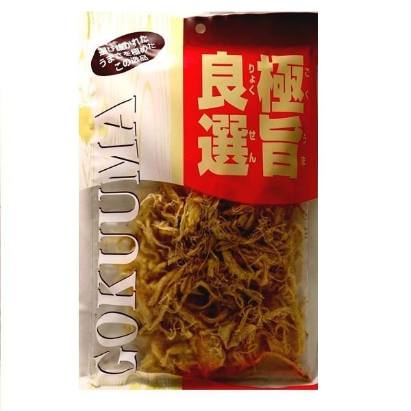 【極旨良選】鐵板燒魷魚絲 130公克