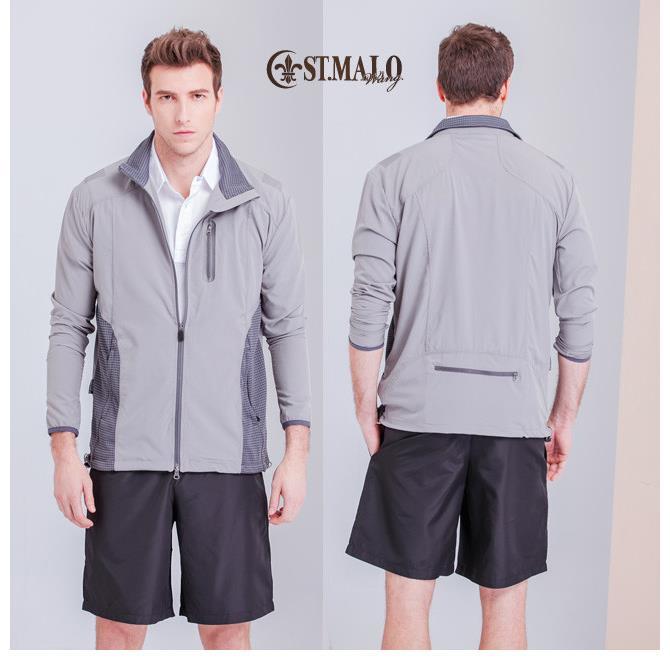 東森嚴選【ST.MALO】輕SPF50+極輕薄四面彈高透氧防曬外套
