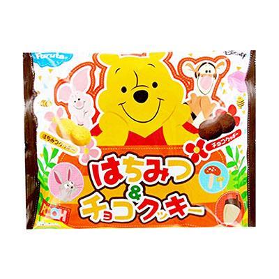 【古田】小熊維尼蜂蜜巧克力餅乾 120g