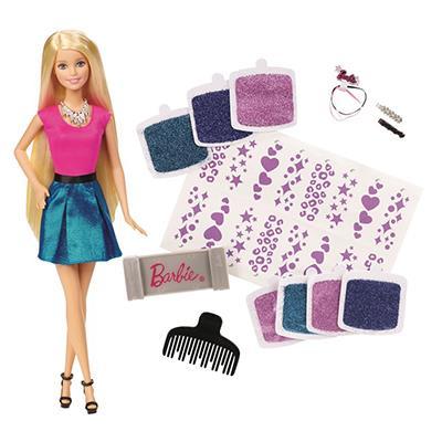 【Barbie】閃耀長髮造型芭比