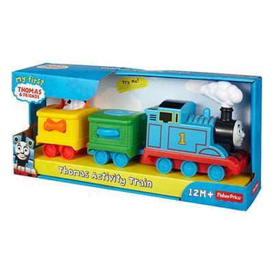 【Thomas&Friends】湯瑪士學習-推著走農場小火車