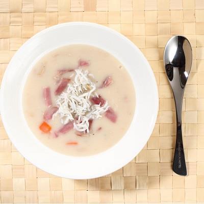 【梓官漁會】漁婦家餚-魩仔魚雞絲玉米粥(350g/包)