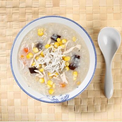 【梓官漁會】漁婦家餚-魩仔魚培根巧達濃湯(300g/包)