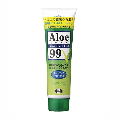 日本代購【Aloe】100%有機蘆薈凝膠