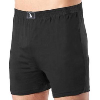 【LIGHT&DARK】新健康複合纖維素色平口褲(灰)