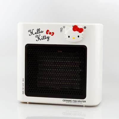 【Hello Kitty】陶瓷暖風機