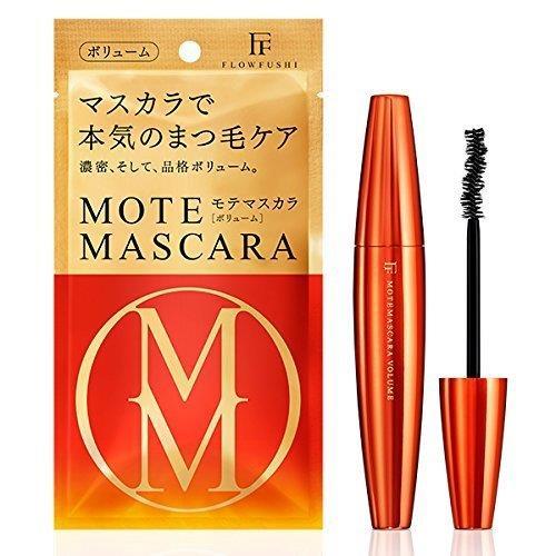 日本代購【MOTE MASCARA】魅力爆棚睫毛膏(濃密款)