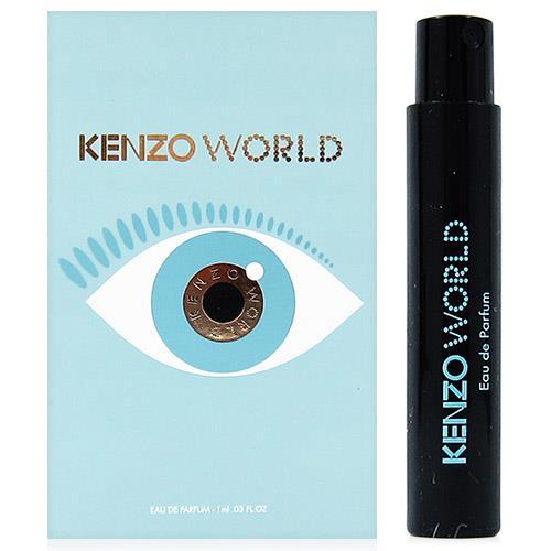 KENZO WORLD 女性淡香精 針管 1.5ml [QEM-girl]