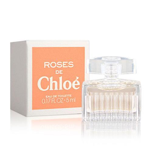 Chloe ROSES 玫瑰女性淡香水 5ml [QEM-girl]