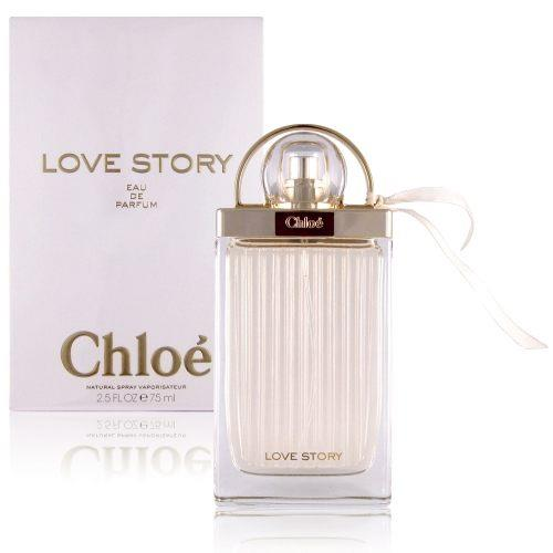 Chloe LOVE STORY 愛情故事 女性淡香精 75ml TESTER [QEM-girl]