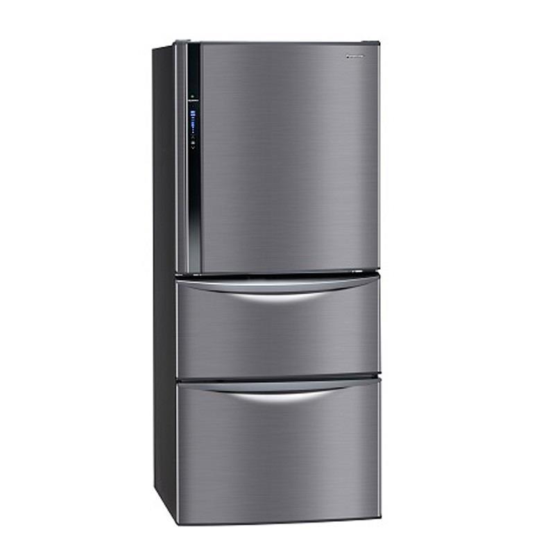【Panasonic】國際牌468公升智慧節能變頻三門冰箱NR-C477HV-K