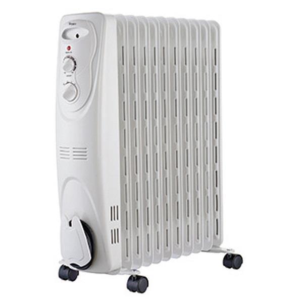 【Whirlpool】惠而浦 11片葉片機械式電暖器 WORM11W