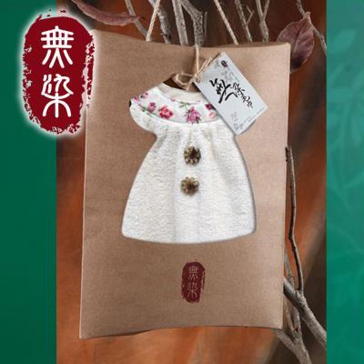 【MIT】無染 薔薇背心裙擦手巾(禮盒裝)