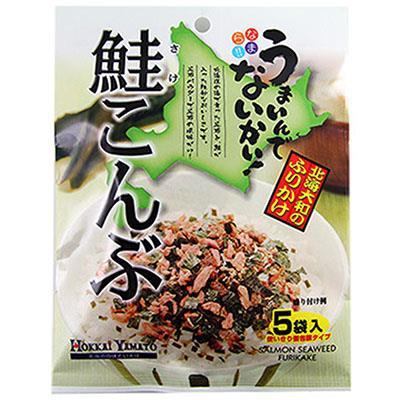 【日本北海】鮭魚昆布香鬆15g