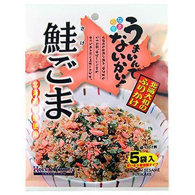 【日本北海】鮭魚芝麻香鬆15g