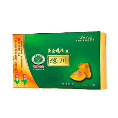 【綠川】黃金蜆精錠 ( 412mg *60錠)
