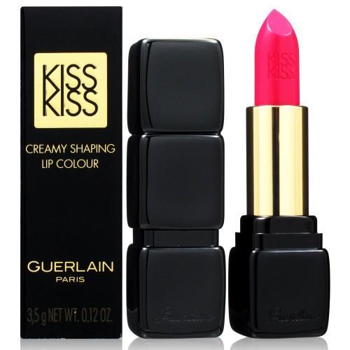 GUERLAIN 嬌蘭 kisskiss法式之吻唇膏 3.5g #361 [QEM-girl]