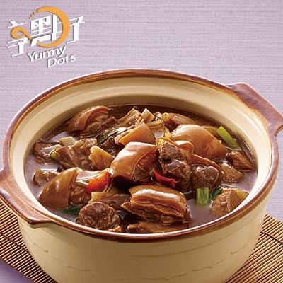 【冷凍店取-享點子】藏書燉羊肉(1000g(固形物450g))