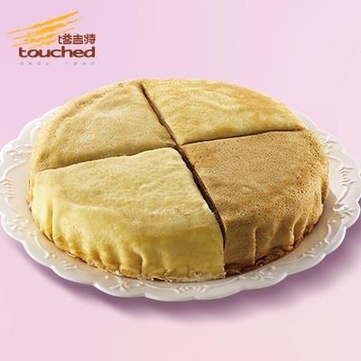 【冷凍店取-塔吉特】綜合千層蛋糕B款(155g*片*4片)